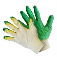 Перчатки с обливом