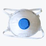 Респираторы и полумаски защитные