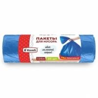 Пакеты мусорные ПВД Komfi