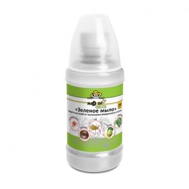 ЗЕЛЕНОЕ МЫЛО Универсальное средство от насекомых вредителей, 250 мл, Nadzor Garden