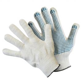 Перчатки вязаные с пвх 52 г. высший сорт