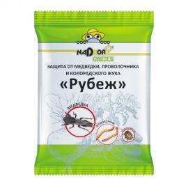"""Защита от медведки """"РУБЕЖ"""", 100 гр. Nadzor Garden"""