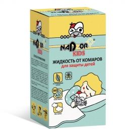 Жидкость  от комаров для защиты детей, без запаха ТМ Nadzor